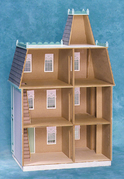 Alison Jr. Dollhouse Kit – The Magical Dollhouse