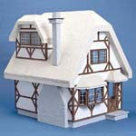 Donation of an Aster Cottage Dollhouse Kit