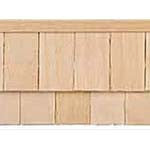 Rectangle Birch Shingles