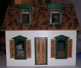 Brielle's Cottage Dollhouse Kit
