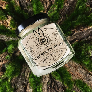 Crescent Beam Body Butter