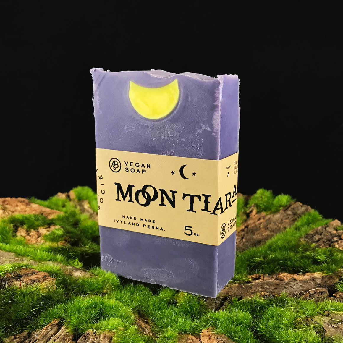 Moon Tiara Soap
