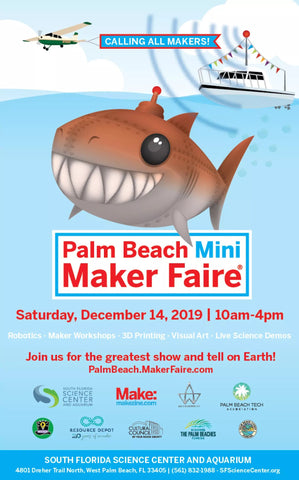 2019 Palm Beach Mini Maker Faire
