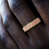 Rose & Gold Stackable Ring