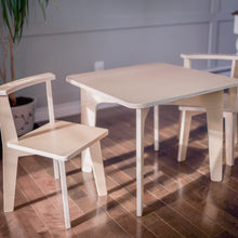 Charger l'image dans la galerie, Ensemble de table de jeu et chaises - Bois Concept SC | Woodworking and furniture