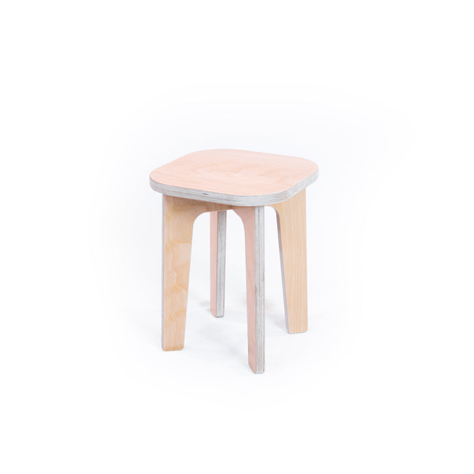Tabouret carré | enfants - Bois Concept SC | Woodworking and furniture