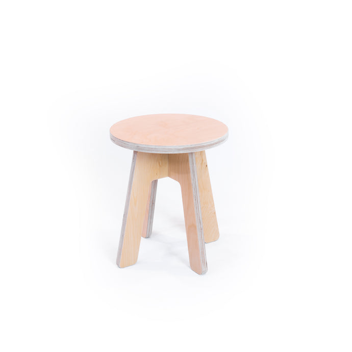 Tabouret rond | enfants - Bois Concept SC | Woodworking and furniture
