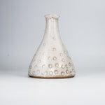 Load image into Gallery viewer, Ceramic bottle vase with embossed detail