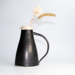 Load image into Gallery viewer, Tall stoneware jug