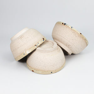 Trio of dipping bowls