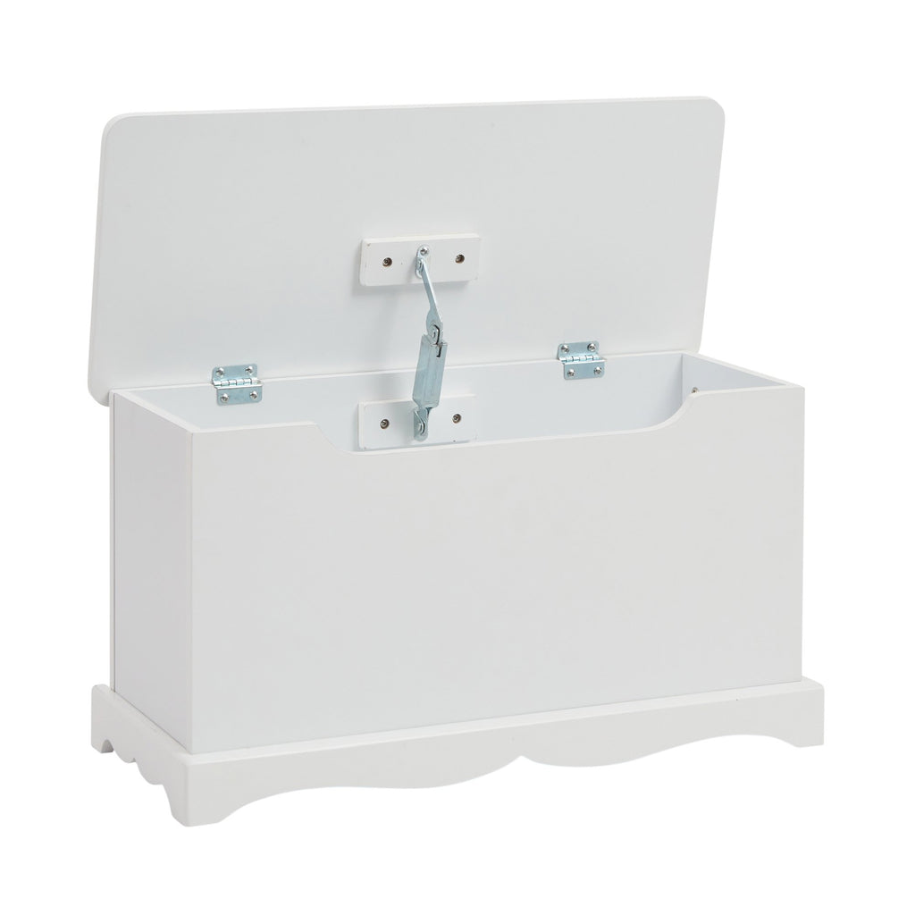 TF5302-white-wooden-toy-box-open-lid