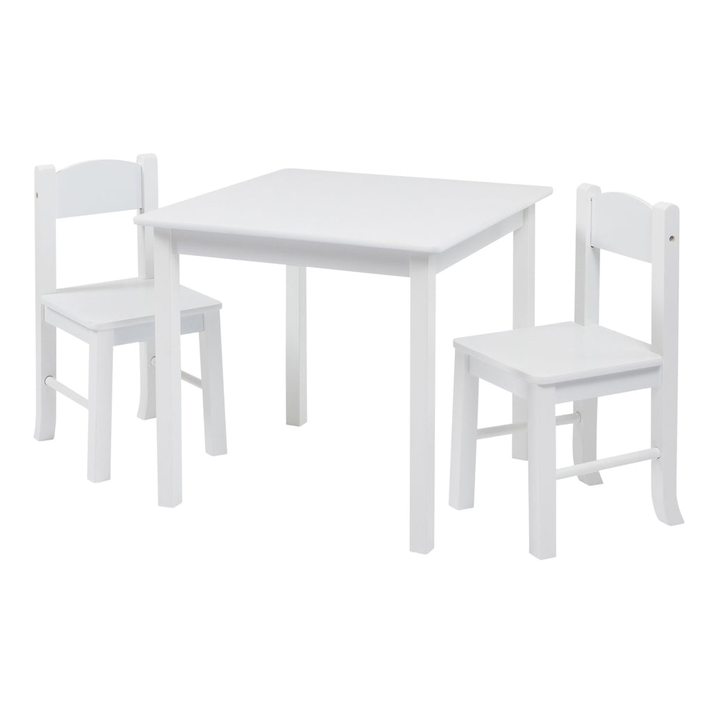 TF5303-white-square-wooden-table-and-2-chairs
