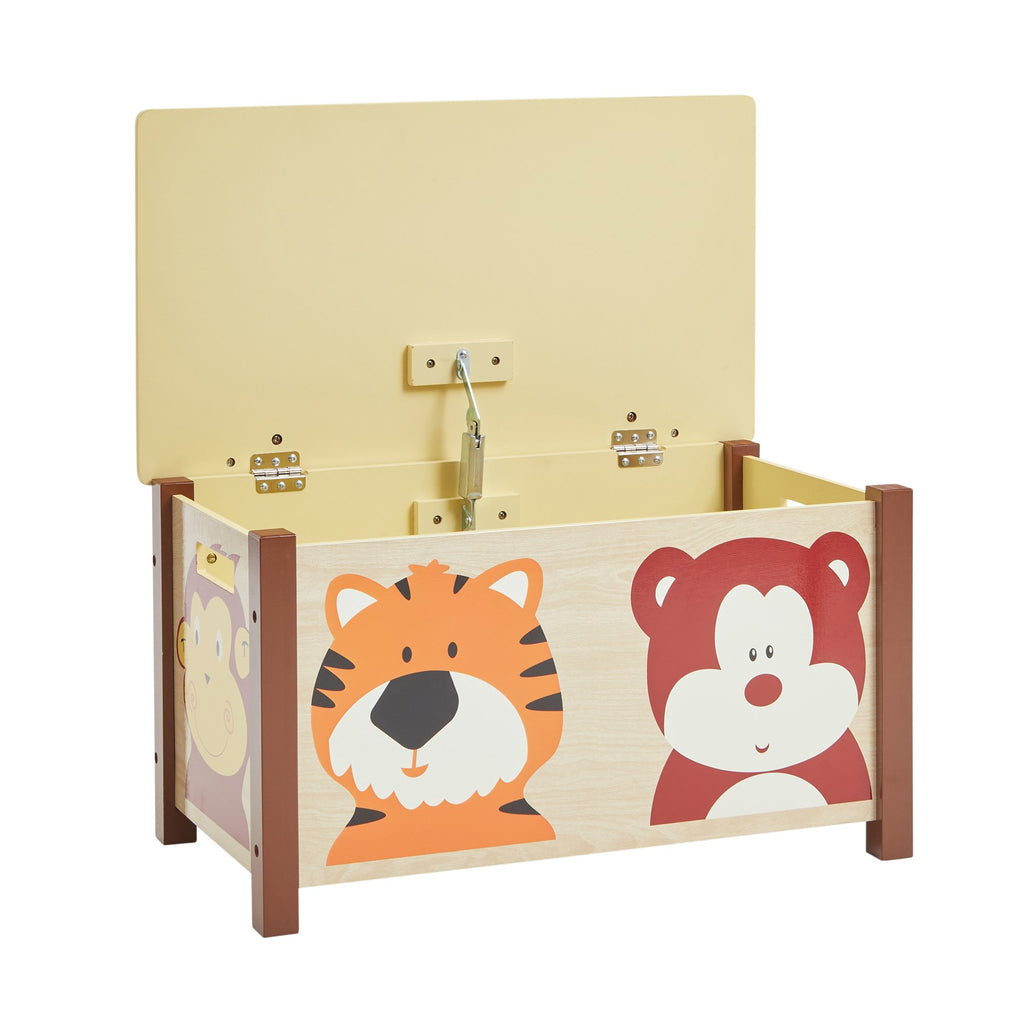 MZ3904-jungle-wooden-big-toy-box-open-lid