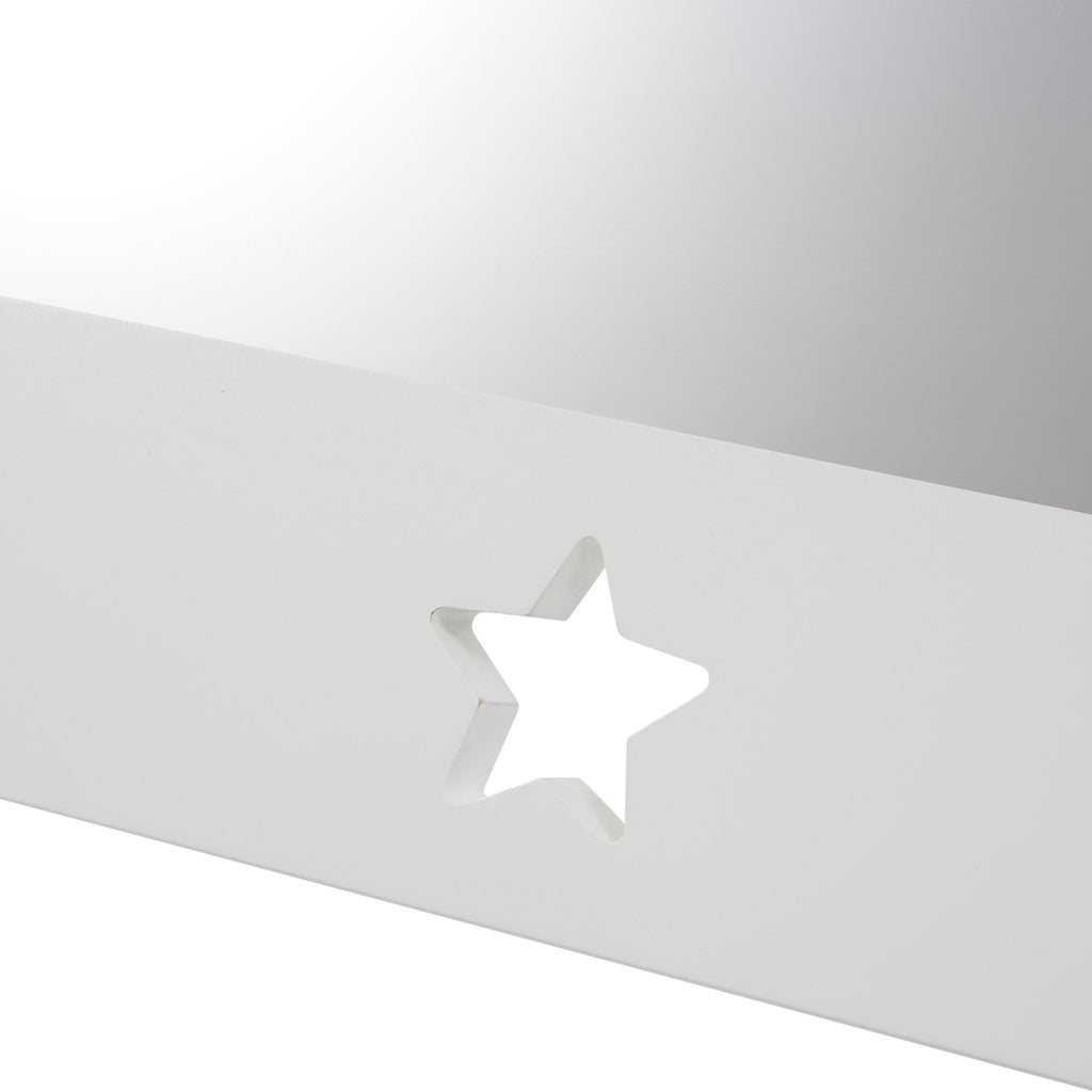 TY10141-white-dressing-mirror-star-detail
