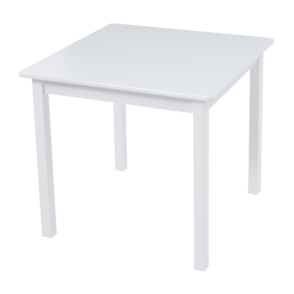 TF5303-white-square-wooden-table