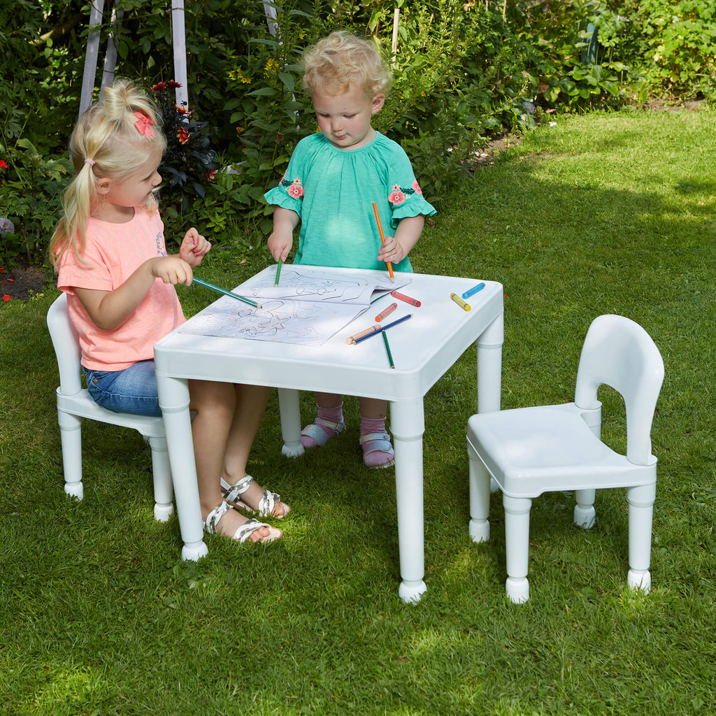 8809w-white-table-and-2-chairs-outdoor-colouring-children_1