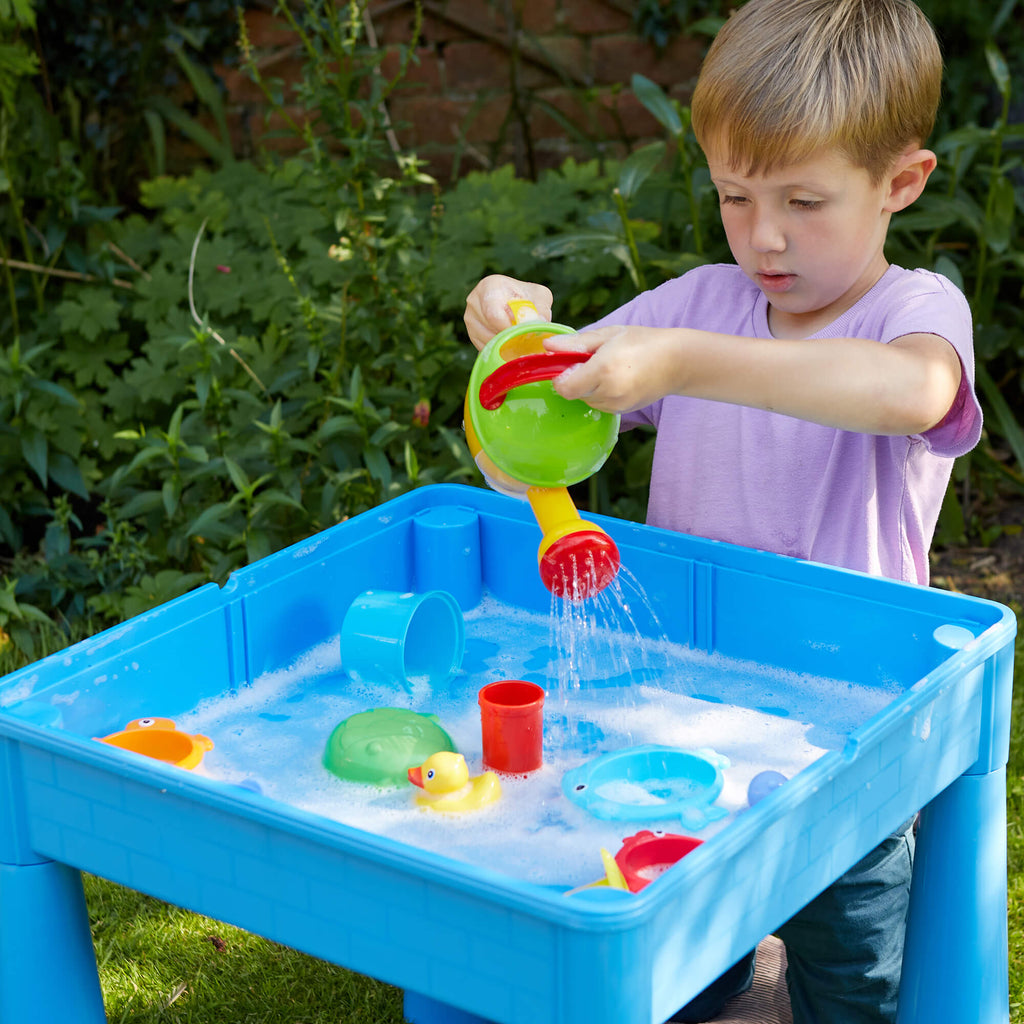 899b-blue-table-and-2-chairs-outdoor-water-play-boy-2
