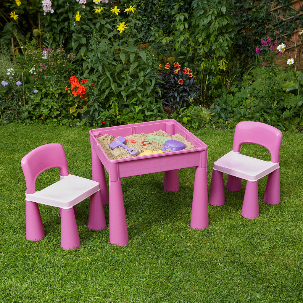 899pn-pink-table-and-2-chairs-outdoor-sand-play_1