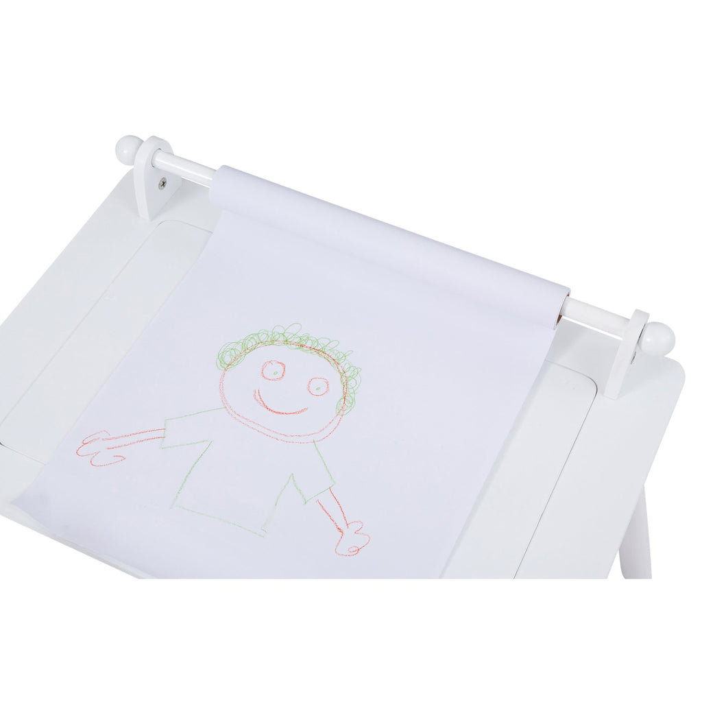 TF5197-w-white-writing-multi-purpose-table-and-chair-paper-roll-drawing