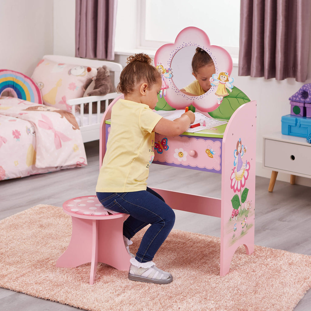 LHT10042-fairy-dressing-table-and-stool-lifestyle-tia
