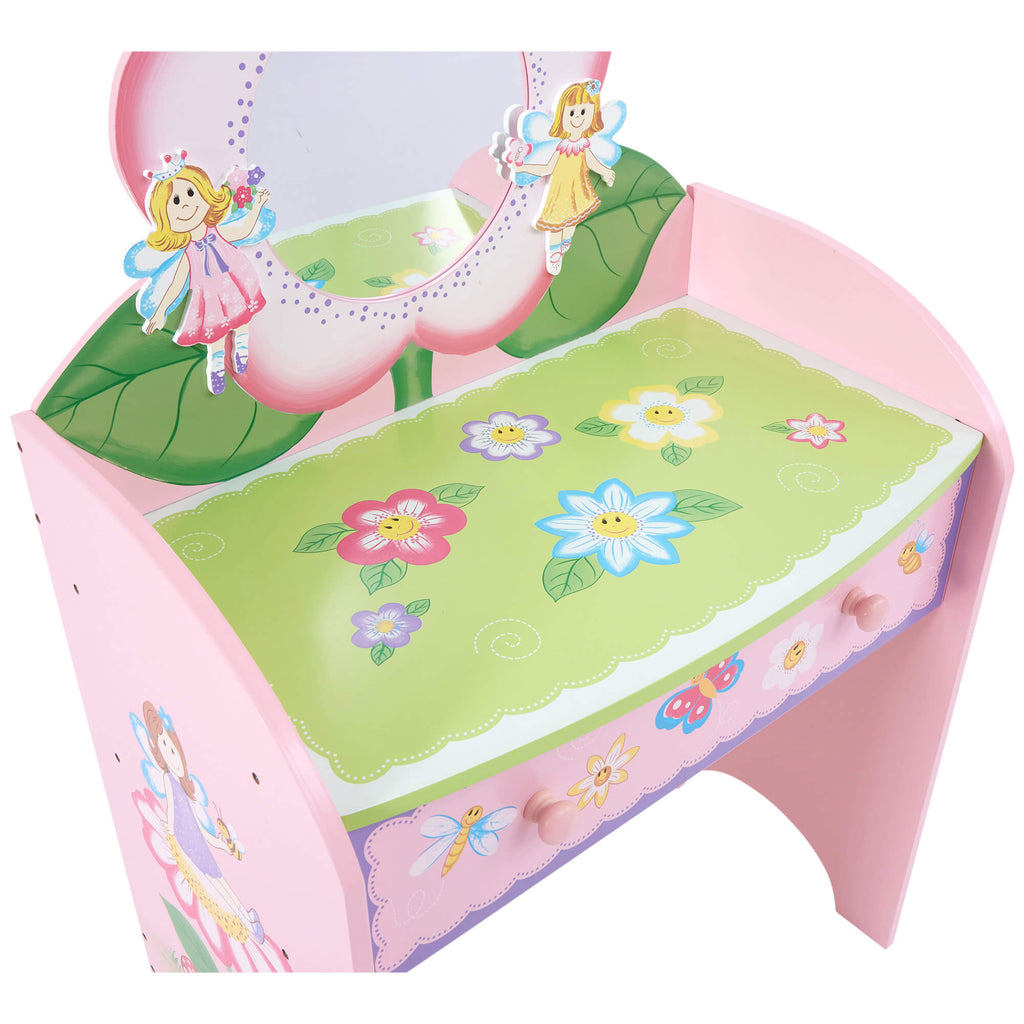 LHT10042-fairy-dressing-table-and-stool-product-close-up-desk
