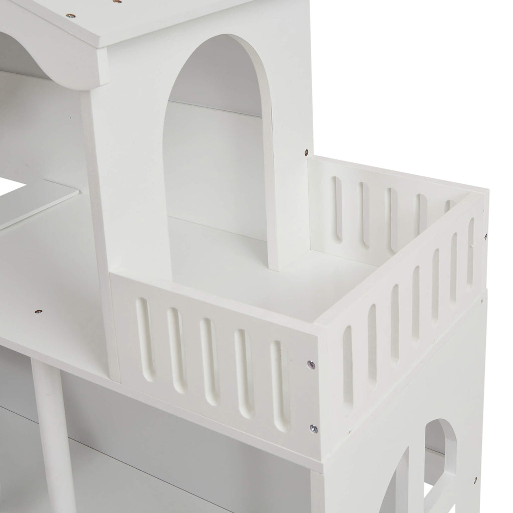 LHT10091-white-dolls-house-bookcase-with-balcony-product-close-up-balcony