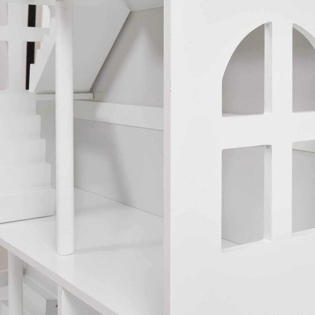 LHT10091-white-dolls-house-bookcase-with-balcony-product-close-up-shelf