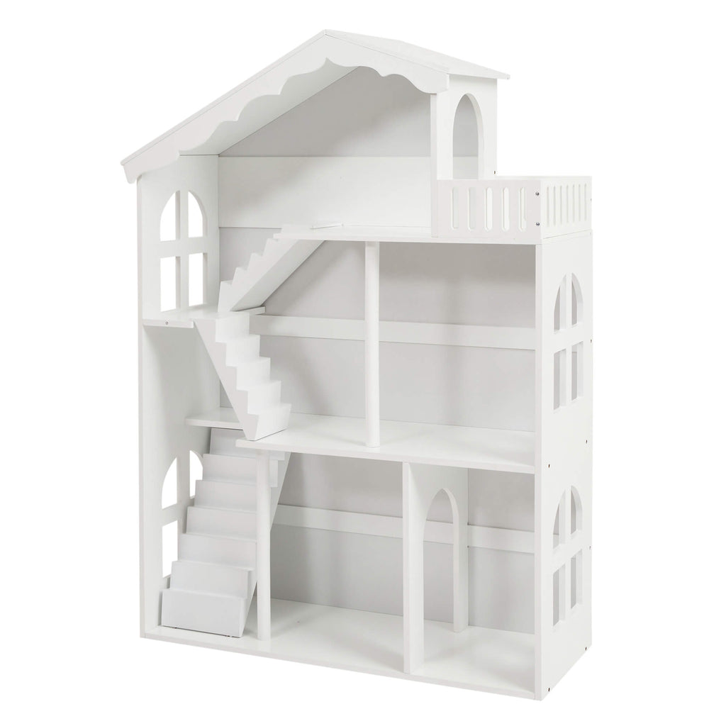 LHT10091-white-dolls-house-bookcase-with-balcony-product