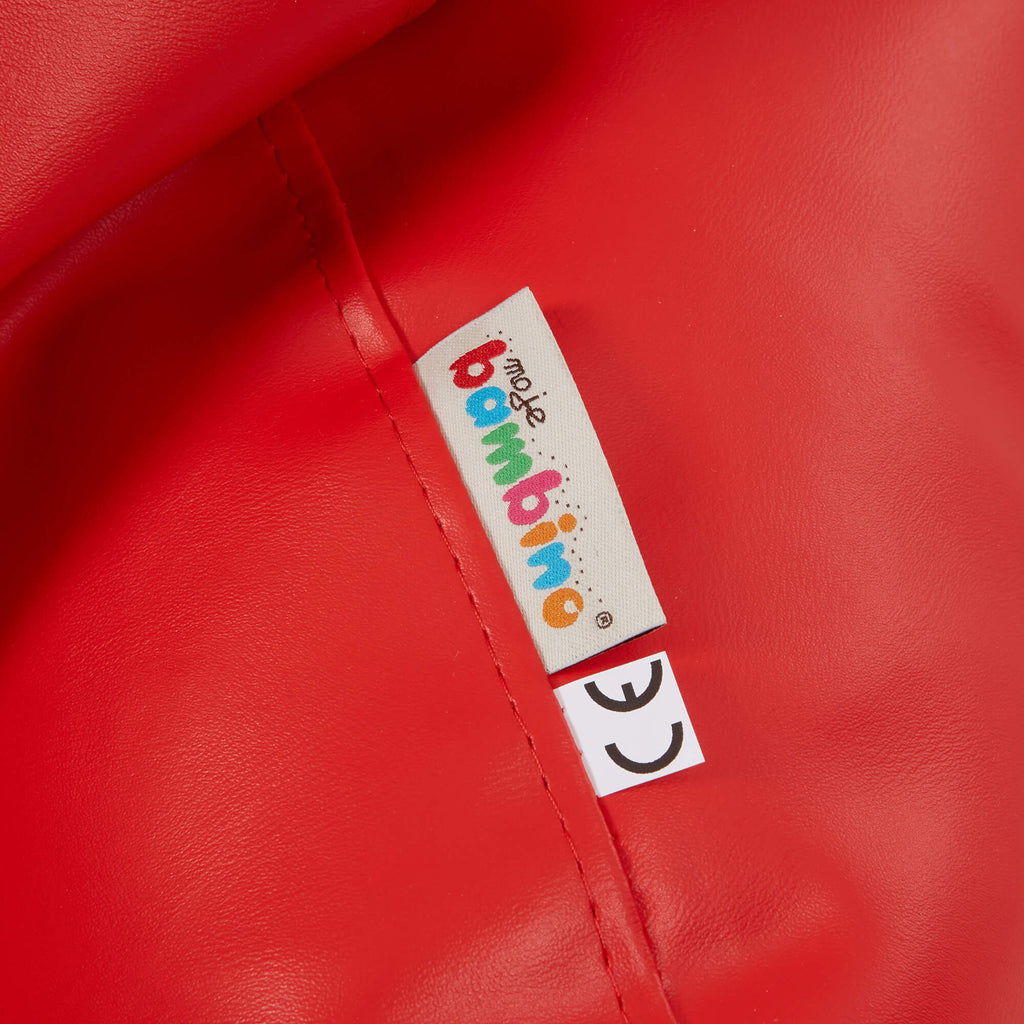 LHT101407-red-bean-bag-lifestyle-close-up-logo