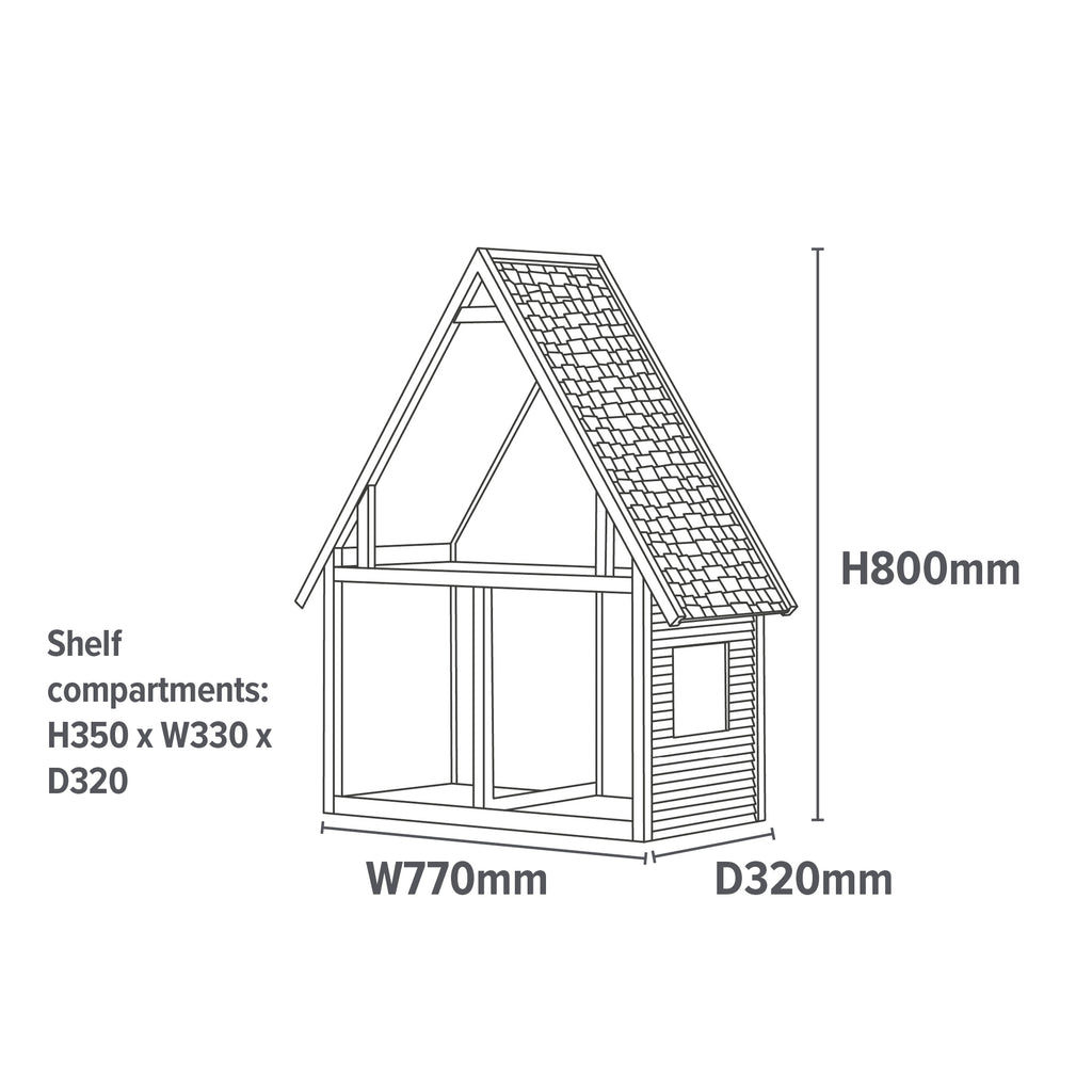 LHT2003-doll-house-chalet-dimensions