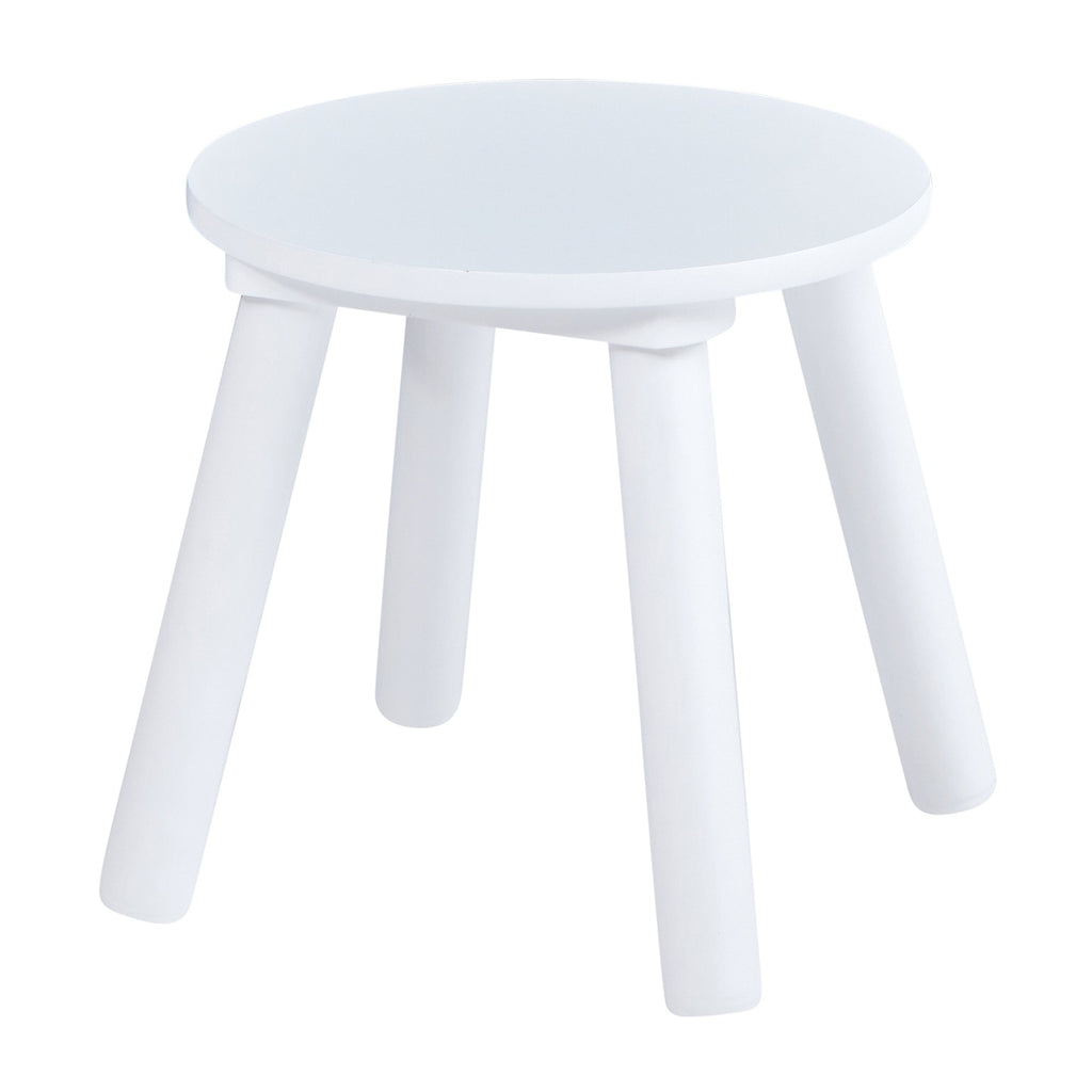 TF5301-white-dressing-table-with-heart-shaped-mirror-stool