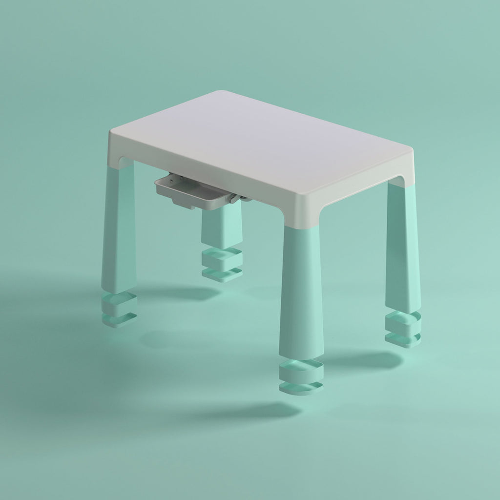 bs8817g-best-baby-white-and-green-table-and-2-chairs-table-features