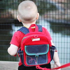 Safe-N-Sound Toddler Backpack