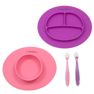 Bowl and Plate BUNDLE - Set of Two