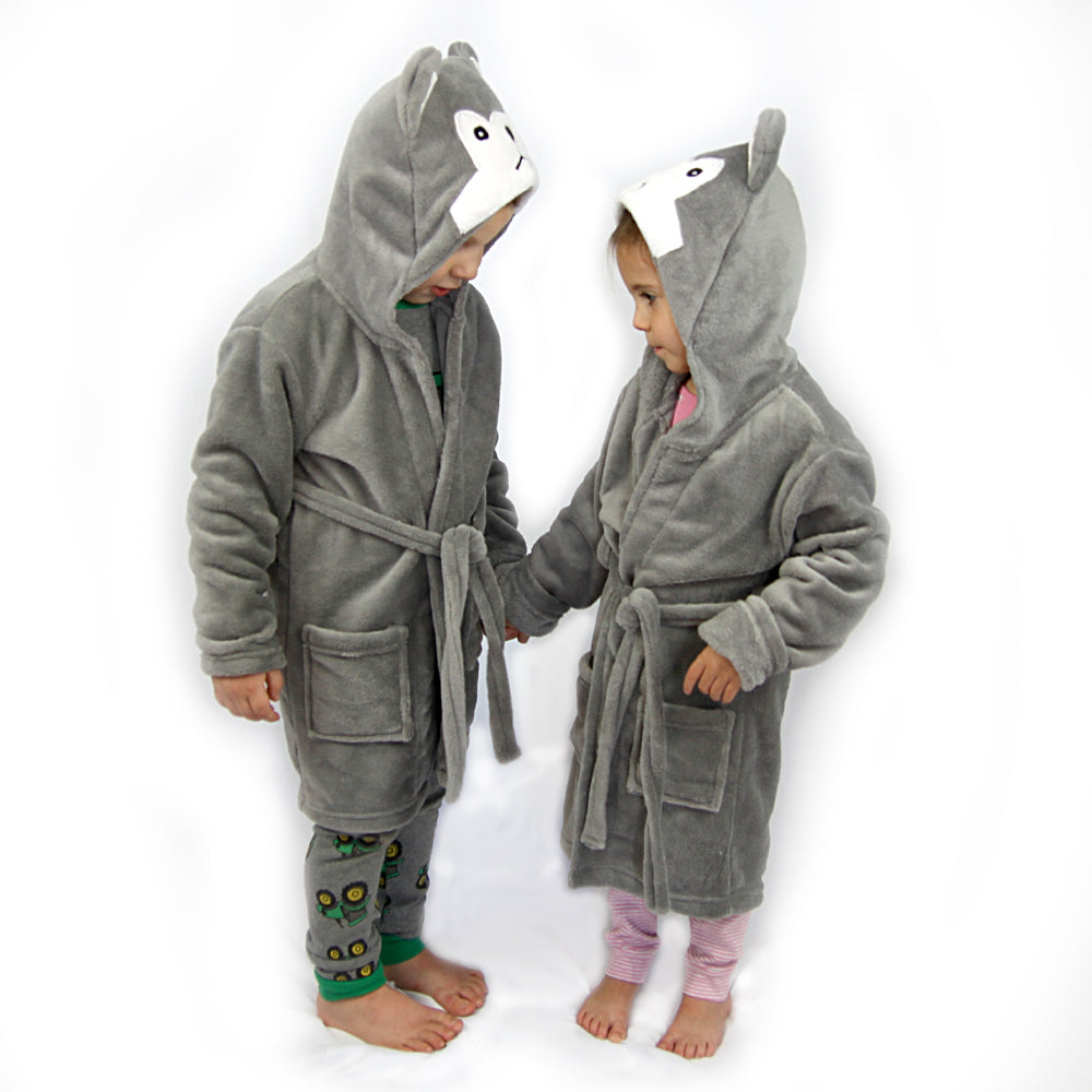 CozyRobe Hooded Fleece Toddler Robe