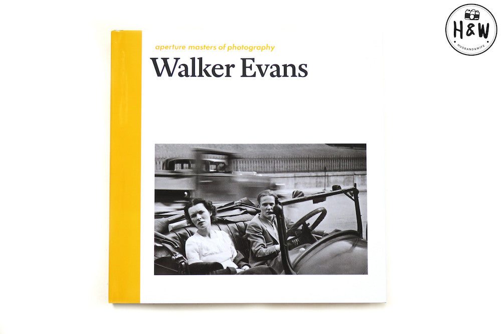 หนังสือภาพ Aperture Masters of Photography Series: Walker Evans