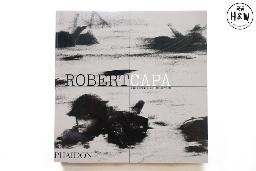 หนังสือภาพ Robert Capa : The Definitive Collection