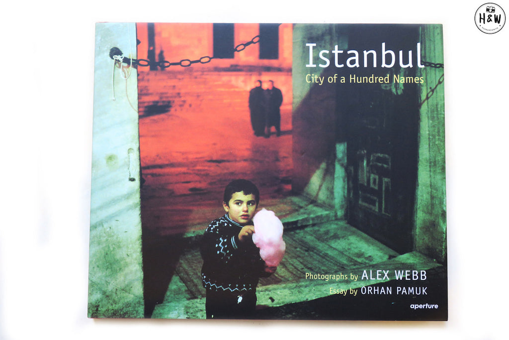 หนังสือภาพ Istanbul City Of A Hundred Names : Alex Webb