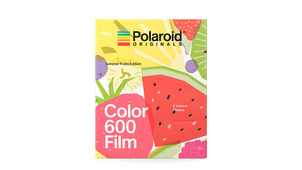 ฟิล์มสี Polaroid Color Film 600 Summer Fruits Edition