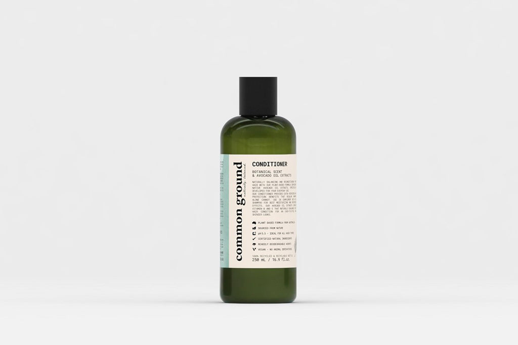 Common Ground Organic Conditioner (250ml.)