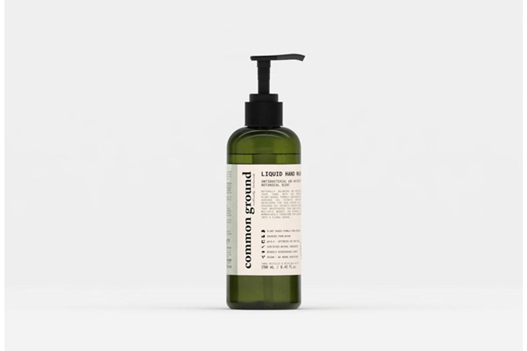 Common Ground Liquid Hand Wash (250ml.)