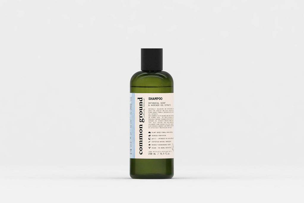 Common Ground Organic Shampoo (250ml.)