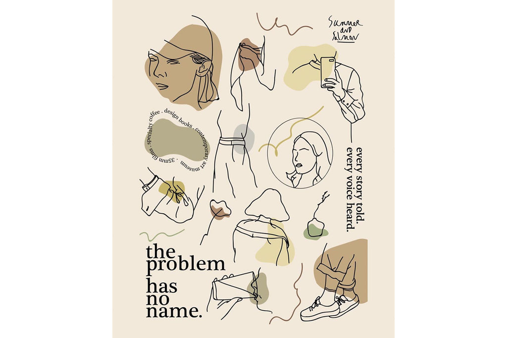 Sticker - The problem has no name