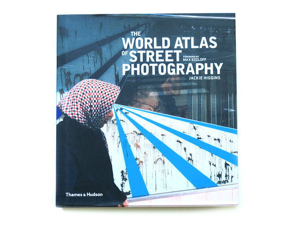 หนังสือภาพ World Atlas of Street Photography