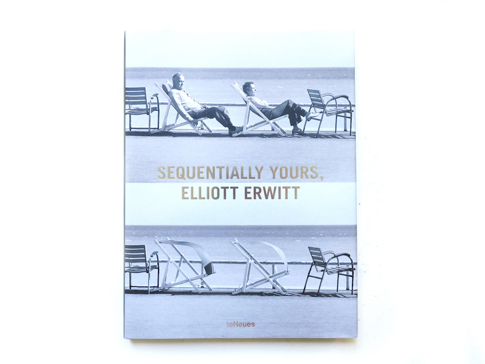 หนังสือภาพ Sequentially Yours , Elliot Erwitt
