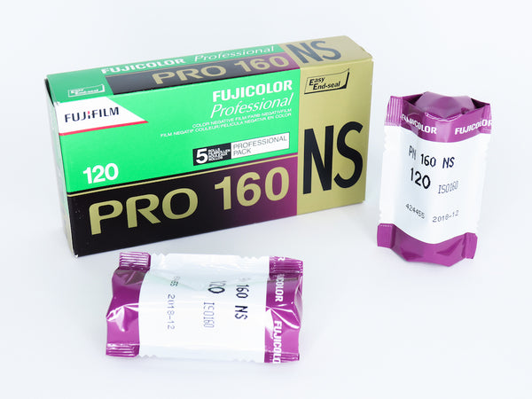 120 Film . Color Film . ฟิล์มสี Medium Format