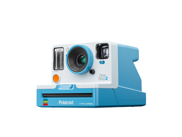 กล้องฟิล์ม Polaroid Onestep 2 Viewfinder สี Summer Blue (i-Type) Limited