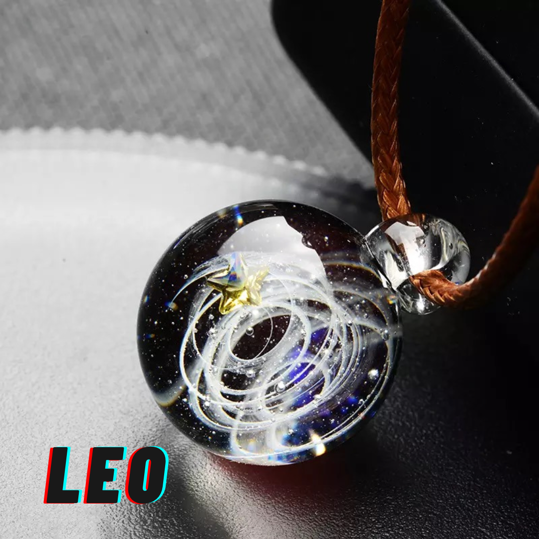 Celestial Universe necklace