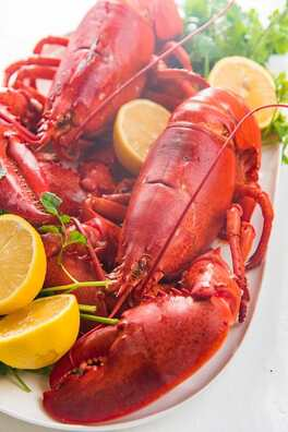 How To Boil Live Lobsters
