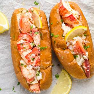 How to make Connecticut style lobster rolls